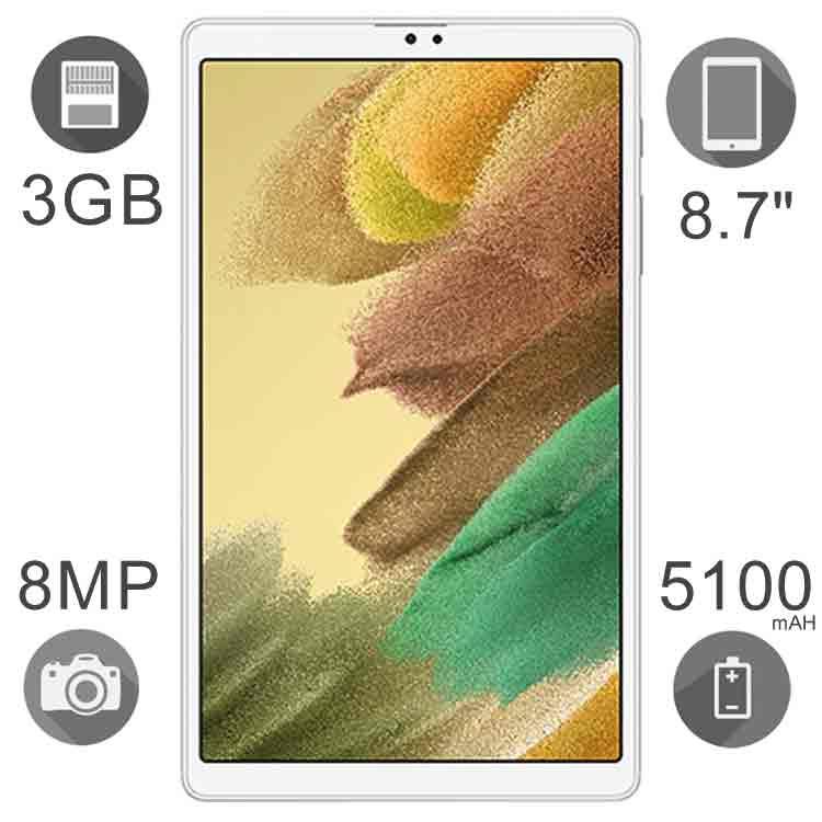 تبلت سامسونگ مدل (T225) Galaxy Tab A7 Lite ظرفیت ۳۲ گیگابایت رم ۳ گیگ تک سیمکارت