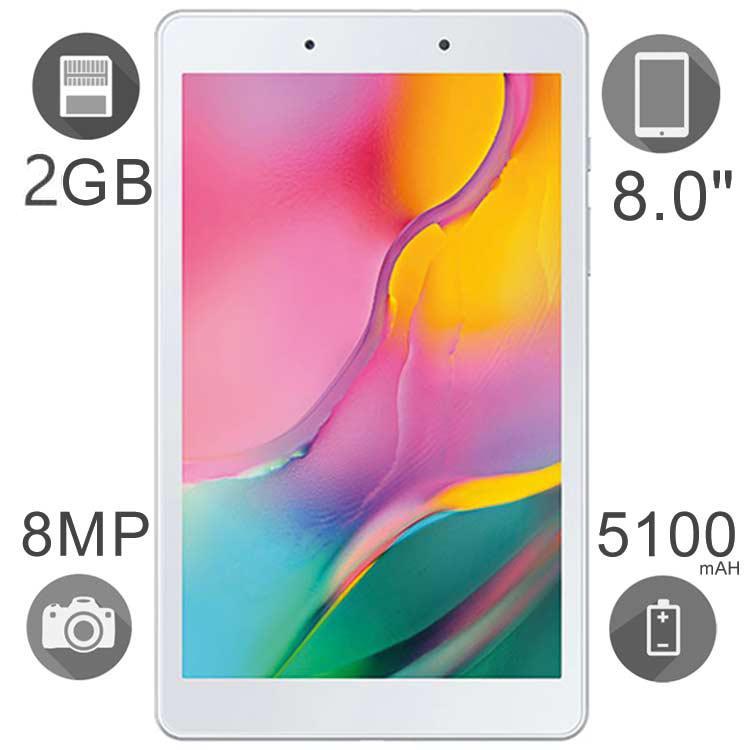 تبلت سامسونگ مدل Galaxy Tab A8 2019 LTE (T295) ظرفیت ۳۲ گیگابایت رم ۲ گیگ تک سیمکارت