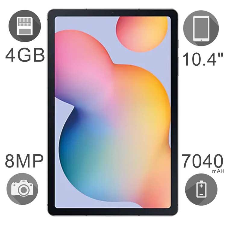تبلت سامسونگ مدل Galaxy TAB S6 Lite LTE (P615) ظرفیت ۶۴ گیگابایت رم ۴ گیگ تک سیمکارت